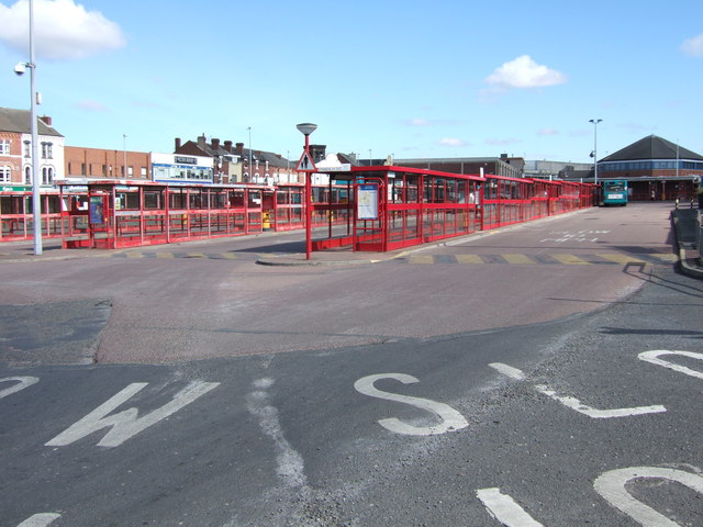 Castleford Bus Station