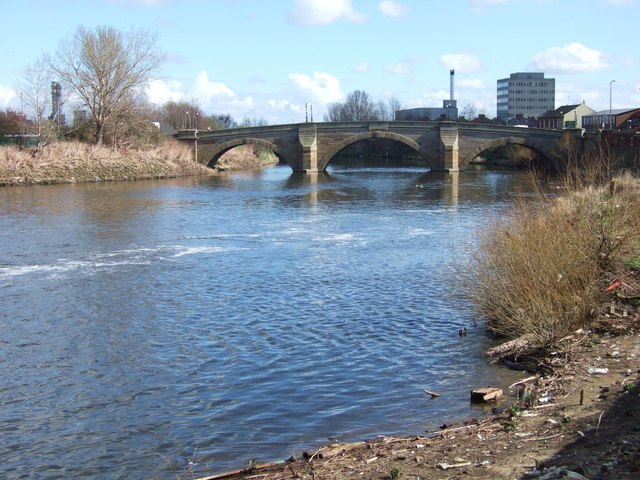 Bridge over the River Aire
