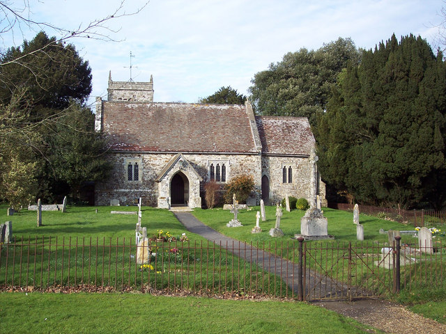 St Nicholas Church, Edmondsham