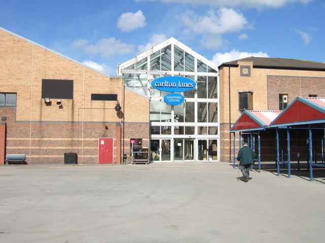Carlton Lanes Shopping Centre