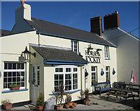 ST1173 : Horse & Jockey Inn, Twyn-Yr-Odyn, Cardiff. by Peter Wasp
