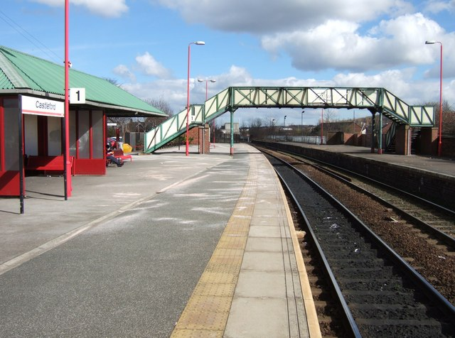 Castleford Railway Station