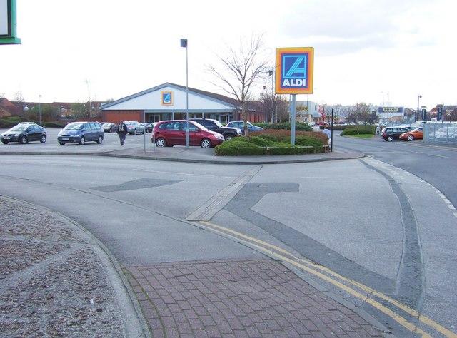 Enterprise Way Retail Park