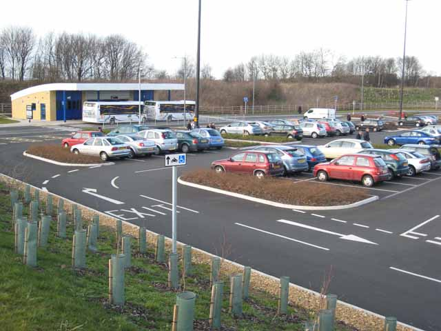 Belmont Park And Ride Durham 169 Oliver Dixon Cc By Sa 2 0