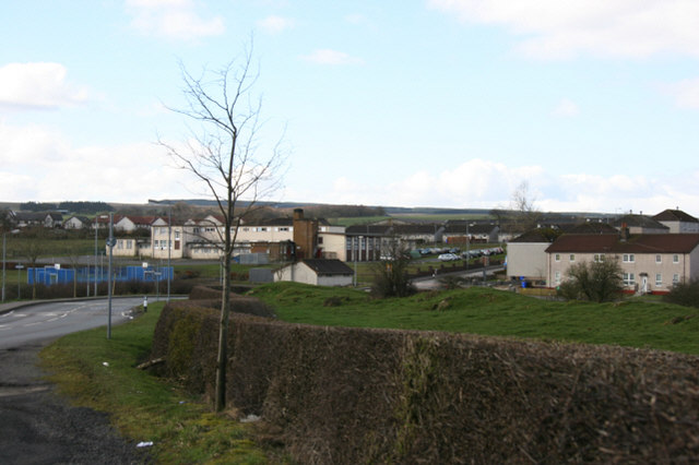 Netherthird, Cumnock