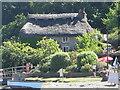 SW8440 : Tolverne Cottage by Richard Hill