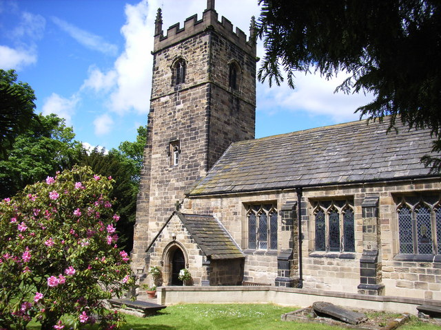 St. Peter's Church, Kirkthorpe