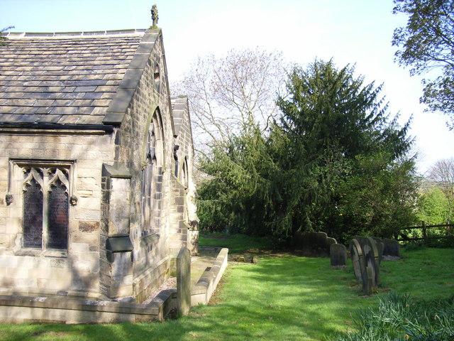 East End of Kirkthorpe Church