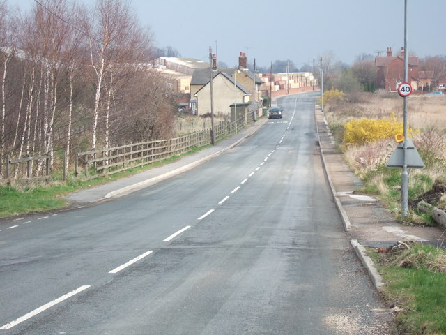 Swine Lane, Nostell