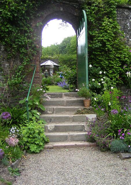 Hartland Abbey Gardens