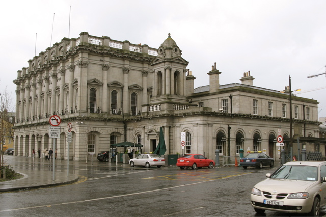 Heuston Station, Dublin