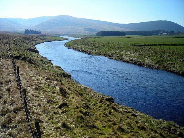 River Clyde Near Crawford