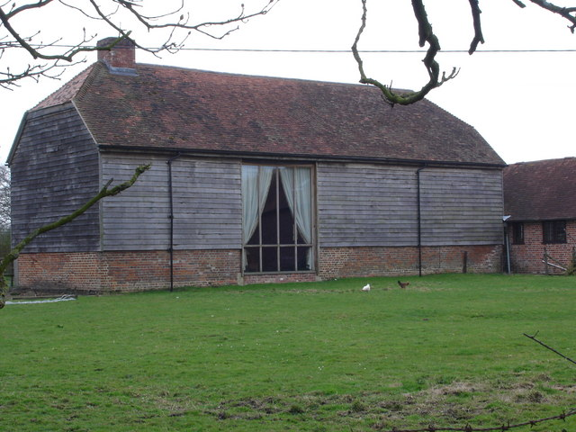 Barn Conversion, Breamore