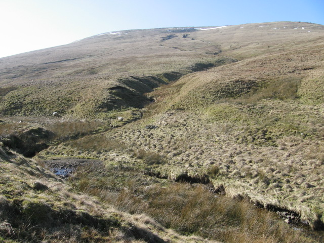 Poljorg Burn on Blackcraig Hill