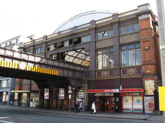 Pearse Station, Westland Row, Dublin