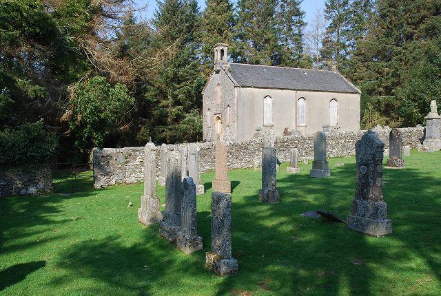 Kilbride Church