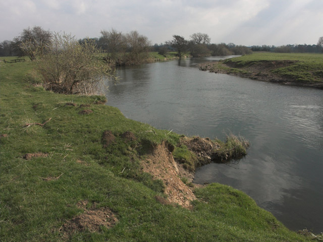 River Dove near Egginton