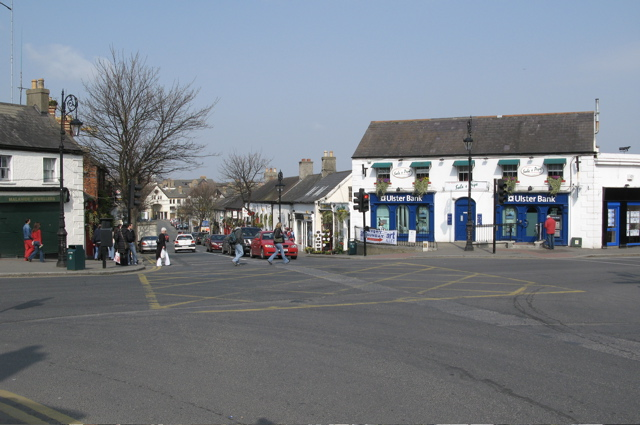 The Diamond, Malahide, Co. Dublin