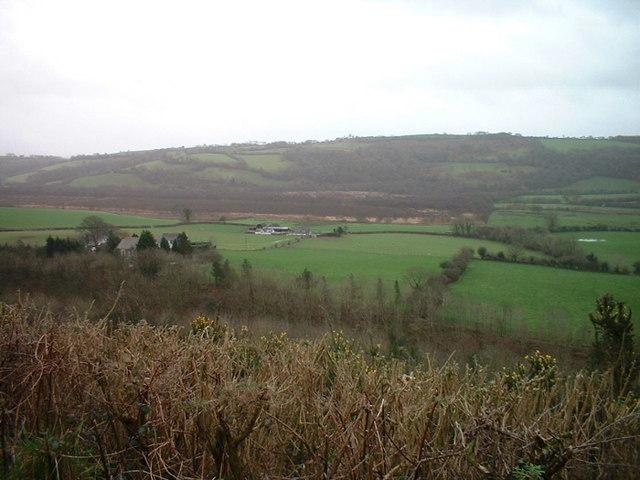 Cors-goch (Red bog), Llanllwch