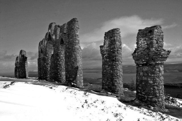 Cnoc Fyrish Monument