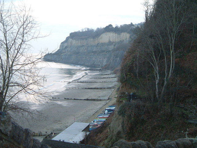 Across the bay to Luccombe