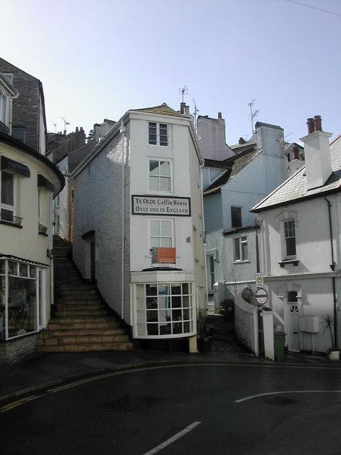 Ye Olde Coffin House, Brixham