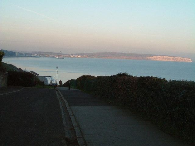 Christmas Eve across the Bay