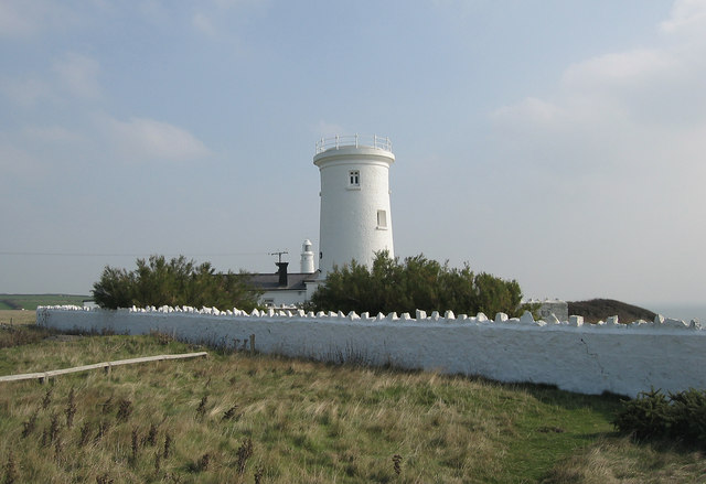 Old Lighthouse at Nash Point