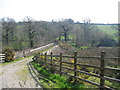 SX0679 : Bridleway to Trevillick by Phil Williams