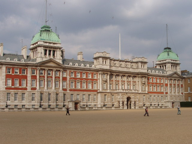Old Admiralty Building, Horse Guards Parade