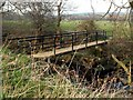 SE3011 : Bridge over The River Dearne by John Fielding