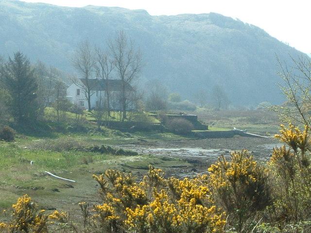 Old Clachan Farmhouse