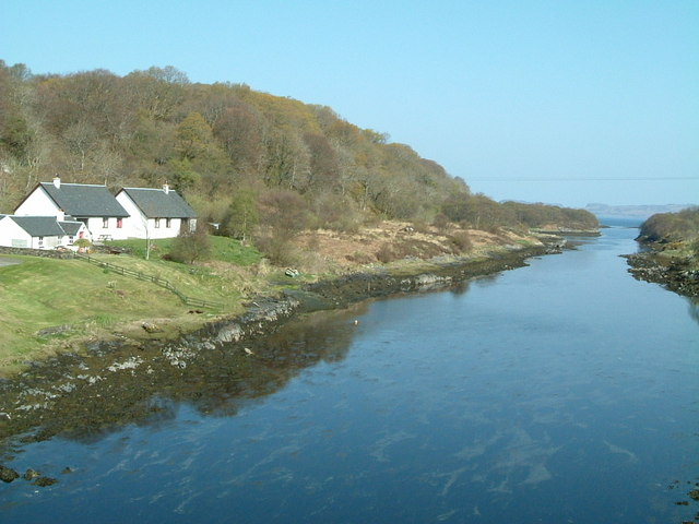 Crossing the Atlantic ( Seil Sound)