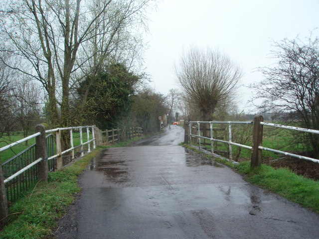 Road to Passenham