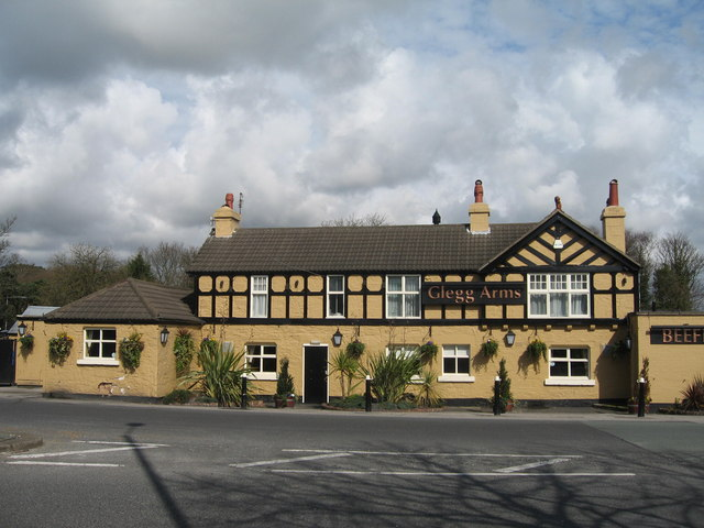The Glegg Arms, Gayton