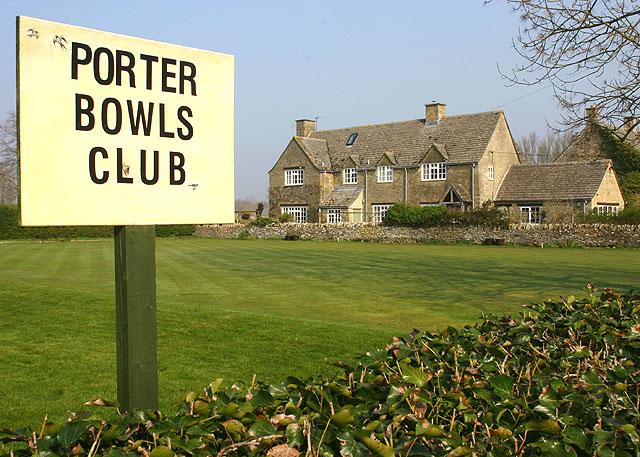 Porter Bowls Club