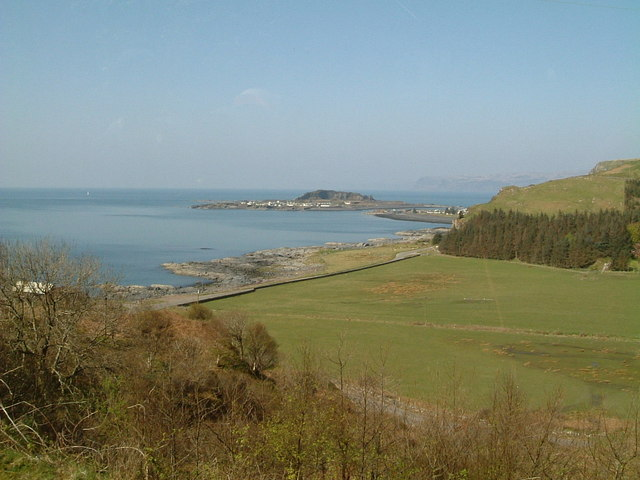 Looking towards Elenabeich & Easdale