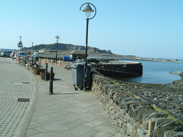 Ferry point to Easdale