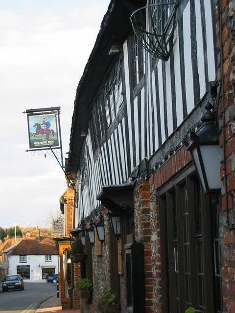 The George Inn Alfriston