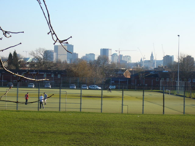 Albert Park Synthetic Pitch