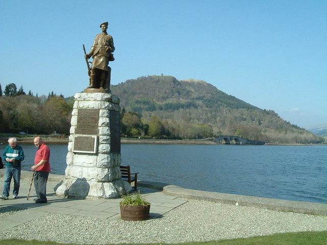 War Memorial Inveraray