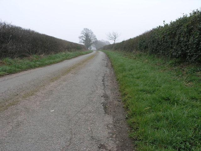 Lane to Marston