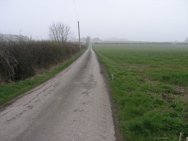 Path to Hill Farm