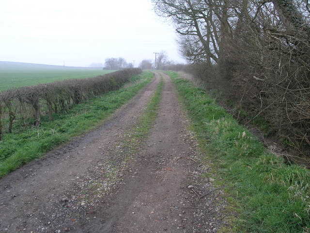 Track to Willoughby