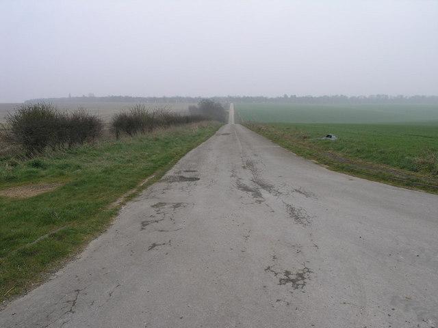 Bridleway to Cranwell