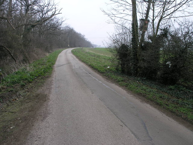 Road to Roxholm