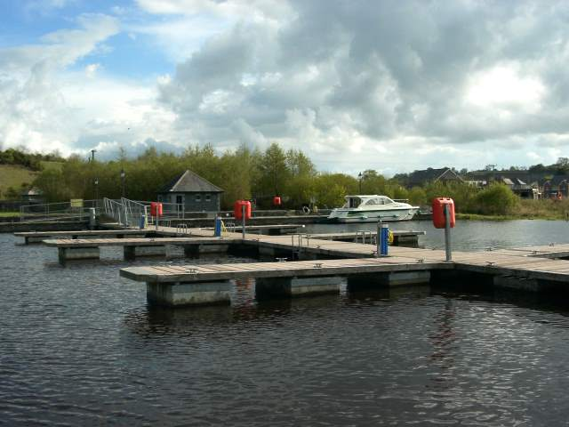 Keshcarrigan Jetty - Co. Leitrim, ROI