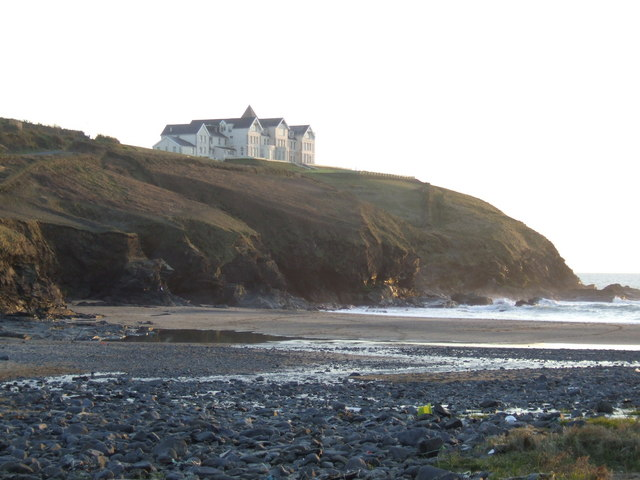 Poldhu Cove and Point