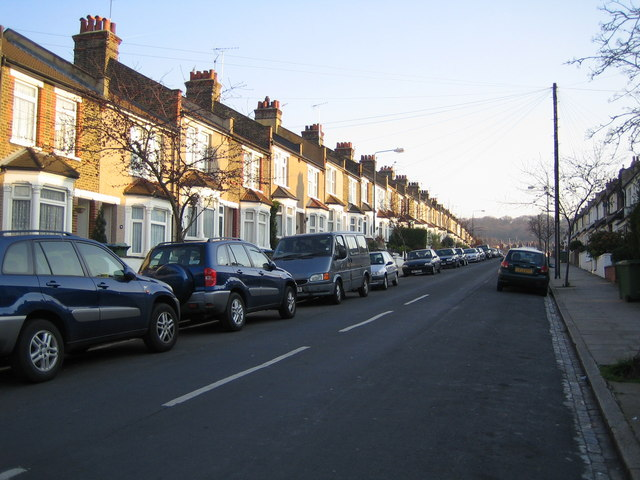 Abbey Wood: Howarth Road, SE2