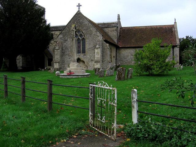 St Mary's, Oakley